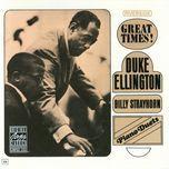 piano duets: great times! - duke ellington, billy strayhorn