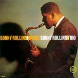 brass/trio - sonny rollins