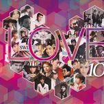 love 10 qing ge ji - v.a