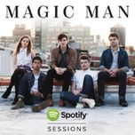 spotify sessions - magic man