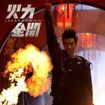 open fire (new + best selections) - vuong luc hoanh (wang lee hom)