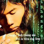 chuyen tinh chang mu - thai phong vu