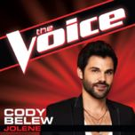 jolene (the voice performance) (single) - cody belew