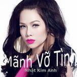 manh vo tinh (single) - nhat kim anh