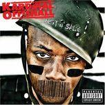 not 4 sale (itunes store bonus tracks) - kardinal offishall
