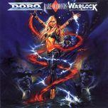 rare diamonds - warlock, doro