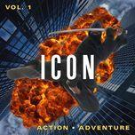 action & adventure - icon trailer music