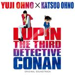 lupin the 3rd vs detective conan the movie ost (cd2) - katsuo ohno, ken miyazawa