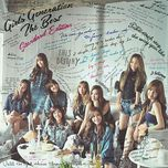the best (standard edition) - snsd