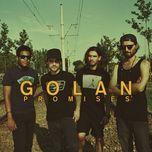 promises (single) - golan