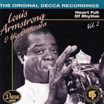 heart full of rhythm / volume 2 (1936-38) - louis armstrong