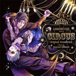 kuroshitsuji: book of circus ost - yasunori mitsuda