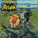 batman (exclusive original television soundtrack) - nelson riddle