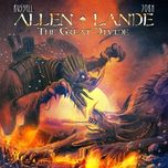 the great divide - allen - lande