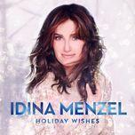 holiday wishes - idina menzel