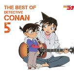 the best of detective conan 5 - v.a