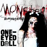monster - one-eyed doll