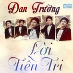 loi tien tri (single) - dan truong
