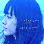 i miss you (single) - spicy chocolate, shota shimizu