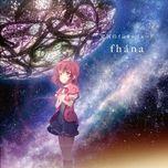 hoshikuzu no interlude (single) - fhana