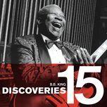 discoveries - b.b. king