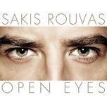 open eyes (single) - sakis rouvas