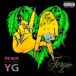 l.a.love (la la) (remix) (explicit single) - fergie, yg