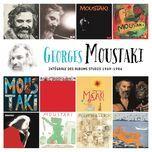 l'integrale des albums studio 1969 - 1984 - georges moustaki