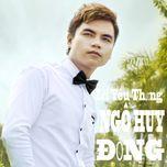 loi yeu thuong (single) - ngo huy dong