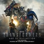 transformers - age of extinction (the score) - steve jablonsky