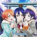 aki no anata no sora tooku (single) - lily white