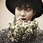 song for you (mini album) - lee min ho