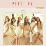pink luv (mini album) - a pink