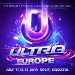 ultra europe festival 2014 - dj