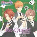 re-quest! (single) - tomoaki maeno, yoshimasa hosoya, kenn
