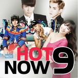 hot now no.9 - v.a
