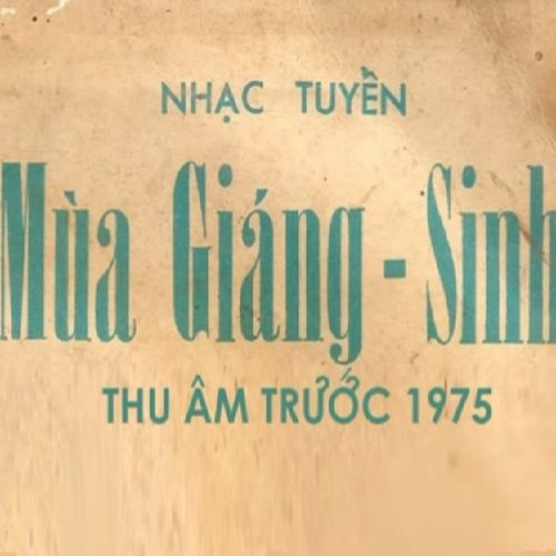 Nhạc Giáng Sinh Xưa Tuyển Chọn Thu Âm Trước 1975 - Hoàng Oanh, Mai Hương