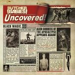 uncovered (ep) - butcher babies