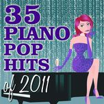 35 piano pop hits of 2011 - piano tribute players