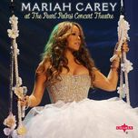 at the pearl palms concert theatre (live) - mariah carey