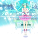 melt (2m mix) (single) - supercell, hatsune miku