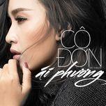 co don (single) - ai phuong