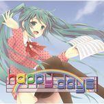 happy days - hatsune miku, kagamine rin, kagamine len