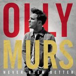 never been better (japan version) - olly murs