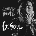 coming home (mini album) - g.soul