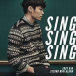 sing sing sing (mini album) - eddy kim