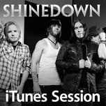itunes session - shinedown