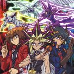 yu-gi-oh! the movie: super fusion! bonds that transcend time ost - wall 5 project, yukata minobe