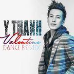 valentine dance remix (single) - y thanh