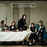 thank you for all / from the beginning (single) - vivid